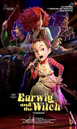 ดูหนังออนไลน์ฟรี Earwig and the Witch (2020)
